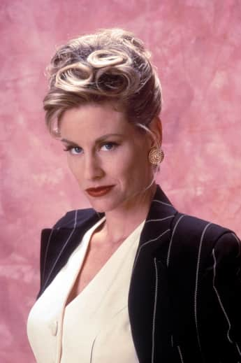 Lauren Lane as C.C. Babcock in The Nanny