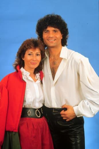 Ingrid Cordalis und Costa Cordalis