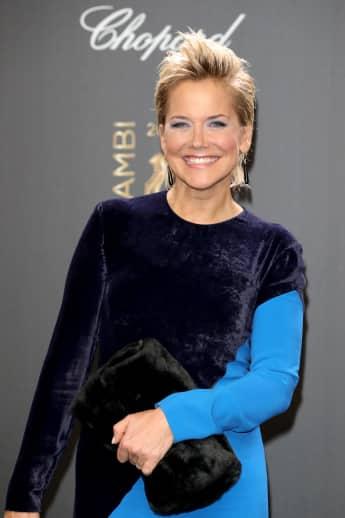 Inka Bause beim Bambi Award 2018 in Berlin