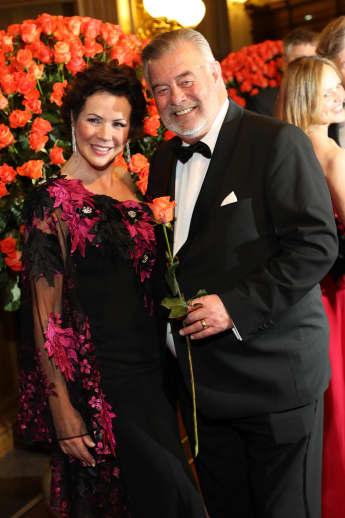 Iris Dahlke und Harry Wijnvoord