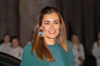"""Jana Ina Zarrella am 11. Januar 2020 bei """"Schlagerchampions - Das große Fest der Besten"""""""