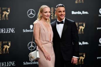 Janin und Kostja Ullmann haben sich getrennt