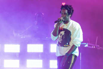 "Jay-Z auf dem ""Something in the Water Festival"" 2019 in Virginia Beach"