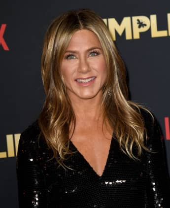 "Jennifer Aniston bei der Netflix-Premiere von ""Dumplin"" in Los Angeles 2018"