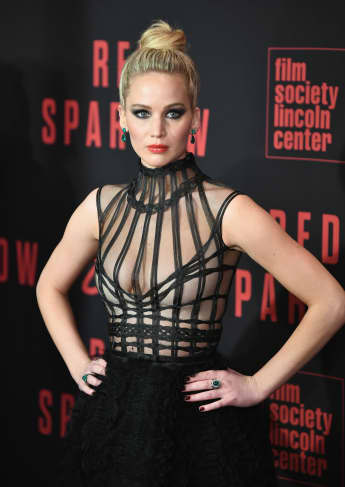 "Jennifer Lawrence bei der Premiere von ""Red Arrow"" in New York"