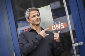Jens Hajek Unter Uns Benedikt