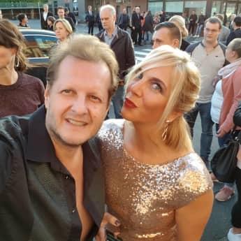 Jens und Daniela Büchner 2018 in Köln