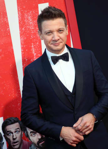 Jeremy Renner Catch Me!