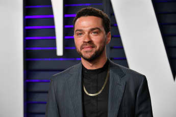 Jesse Williams bei der Vanity Fair Oscar Party 2019