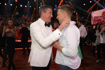 """Joachim Llambi und Oliver Pocher  bei """"Let's Dance"""" 2019"""