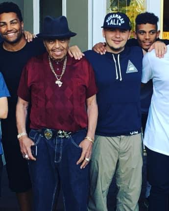 Prince Jackson verteidigt die Ehre seines Großvaters Joe nach seinem Tod
