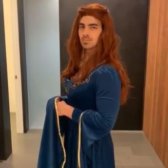 Joe Jonas Sansa Stark Game of Thrones