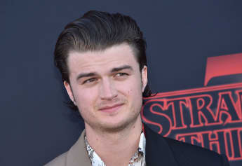 "Joe Keery spielt ""Steve"" in ""Stranger Things"""