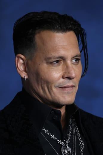 """Johnny Depp bei der Premiere von """"Phantastische Tierwesen"""" 2018"""