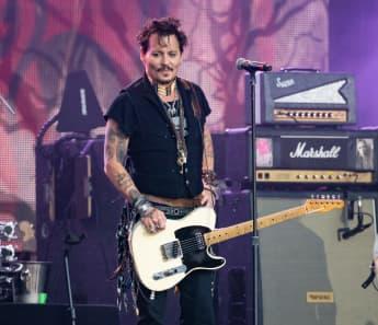 Johnny Depp sieht wieder gesund und happy aus
