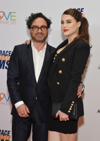 Johnny Galecki und seine Freundin Alaina Meyer erwarten ihr erstes Kind