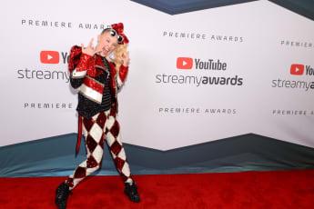 Jojo Siwa Streamys Premiere Awards