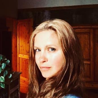 Die ehemalige GZSZ-Darstellerin Josephine Schmidt