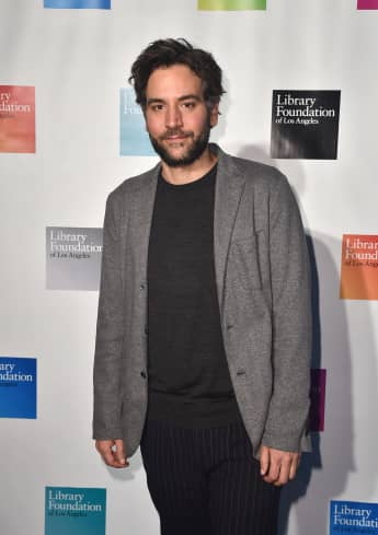 "Josh Radnor spielte neun Jahre lang den ""Ted Mosby"" in ""How I Met Your Mother"""