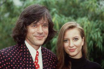 Jürgen und Ramona Drews in jungen Jahren