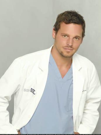 "Justin Chambers spielt ""Alex"" in ""Grey's Anatomy"""
