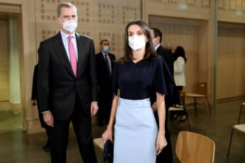 königin letizia königin von spanien