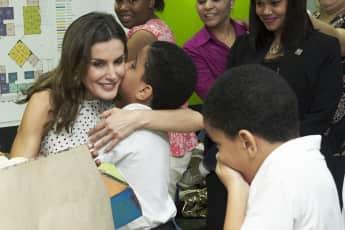 Königin Letizia Dominikanische Republik