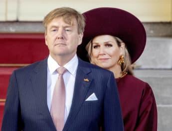 Königin Máxima und König Willem-Alexander tief traurig über den Anschlag in den Niederlanden