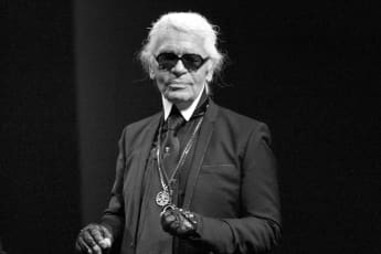 Karl Lagerfeld tot 85 Jahre