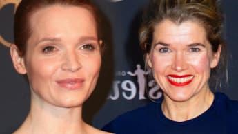 Karoline Herfurth und Anke Engelke waren schon als Kinder berühmt