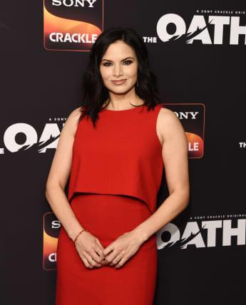 "Katrina Law beim Screening der 2. Staffel von Sony Crackle's ""The Oath"" am 20. Februar 2019"