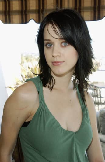 Sängerin Katy Perry im Jahr 2004