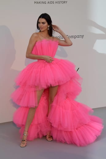Kendall Jenner Cannes Outfit