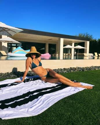Kendall Jenner im Bikini, Kendall Jenner