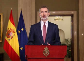 König Felipe besorgt 500.000 Atemschutzmasken für Spanien