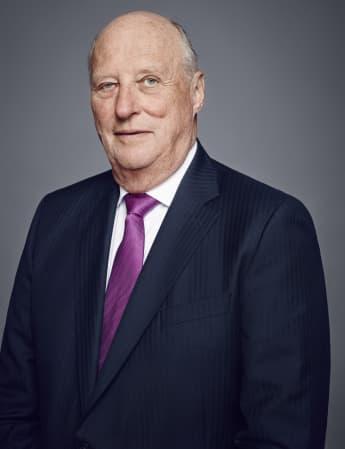 König Harald Norwegen