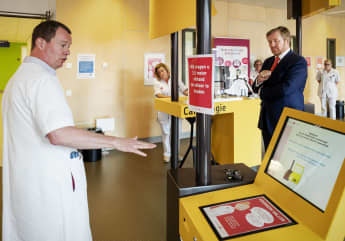 König Willem Alexander Krankenhaus Corona