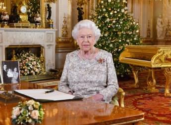 Königin Elisabeth II. Weihnachtsansprache