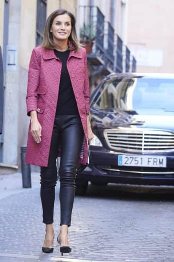 Königin Letizia Spanien