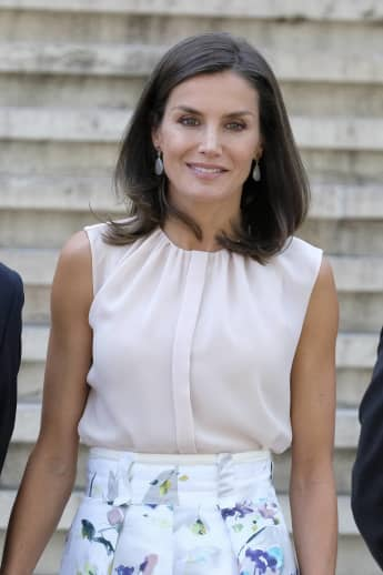 Königin Letizia Frühstück