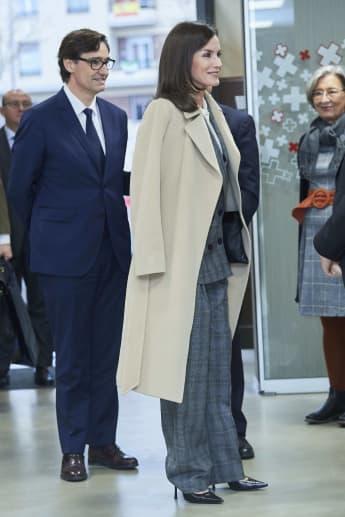 Königin Letizia Royals Spanien Outfit