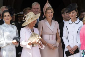 Letizia, Camilla, Máxima, Kate