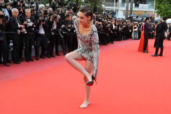Kristen Stewart Filmfestspiele Cannes Ohne Heels