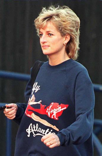 Lady Diana Pullover versteigert