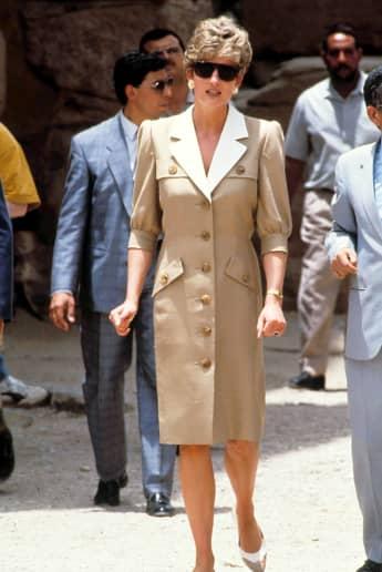Lady Diana: Ihre angesagtesten Outfits