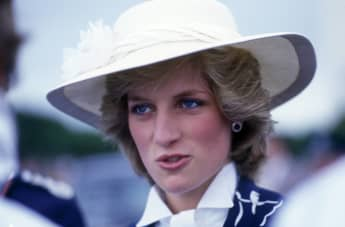 Lady Diana in Neuseeland
