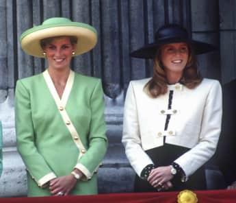 Lady Diana Sarah Ferguson