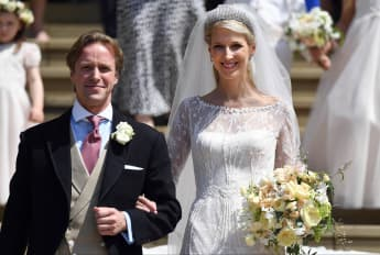 Lady Gabriella Windsor und Thomas Kingston haben geheiratet