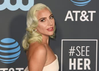 Lady Gaga bei den Critics Choice Awards 2019