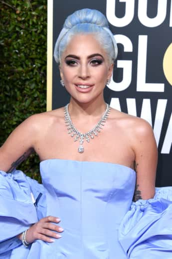 Lady Gaga bei den Golden Globes 2019